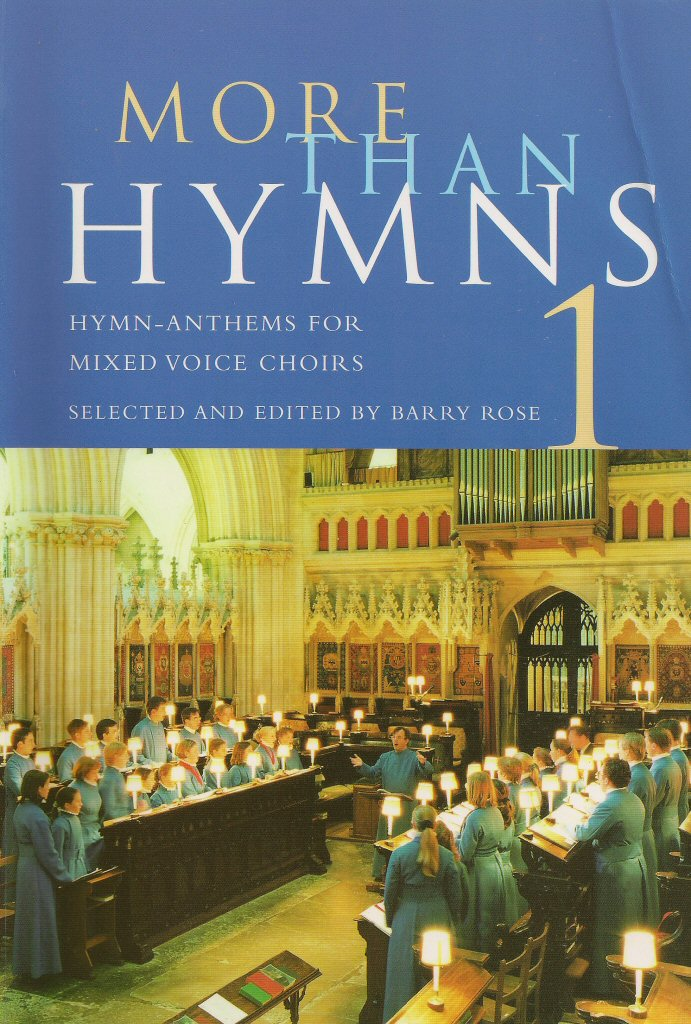 More Than Hymns 1 Cover Image