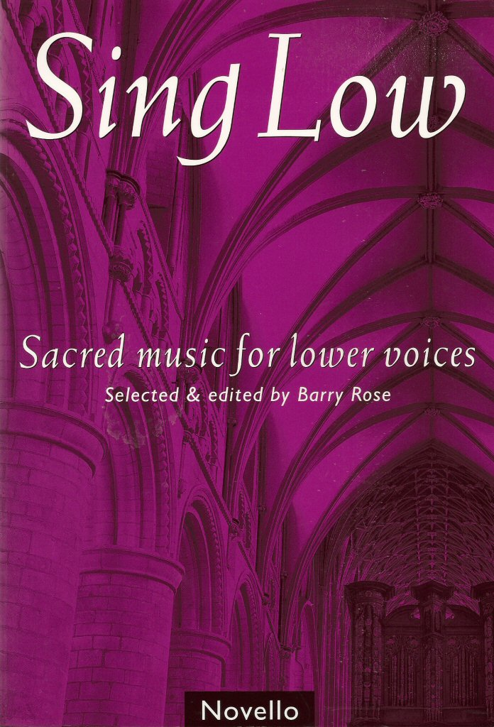 Sing Low Cover Image