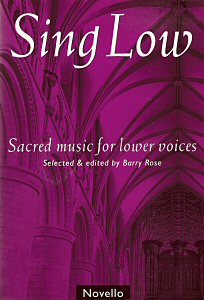 Sing Low Cover Page Image