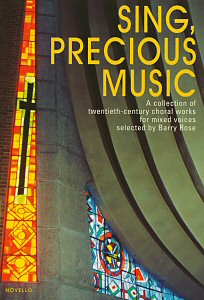 Sing Precious Music Cover Page Image