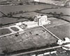 Guildford Cathedral aerial view 1957 thumbnail
