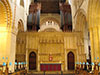 Thumbnail of St Albans Cathedral interior - click to enlarge